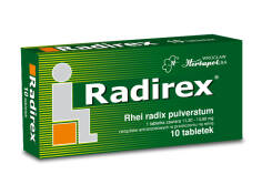 Radirex 10 tabl.