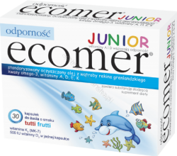 Ecomer junior 30 szt.