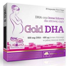 Olimp Gold DHA 30 kaps.