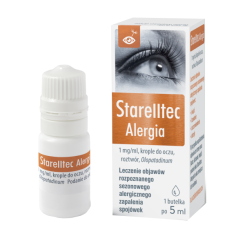 Starelltec krople do oczu 5ml