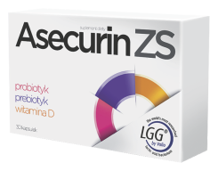 Asecurin ZS 30 kaps