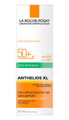 LA ROCHE-POSAY Anthelios SPF 50+  Żel-krem do twarzy 50ml