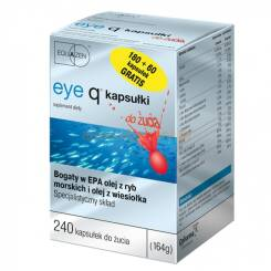 Eye Q 240 kapsułek do żucia
