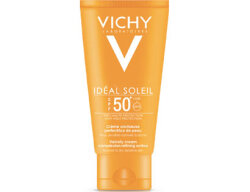 Vichy Ideal Soleil Aksamitny krem do twarzy SPF 50+ 50ml