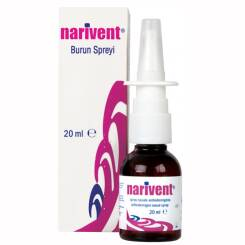 Narivent Aerozol do nosa 20ml