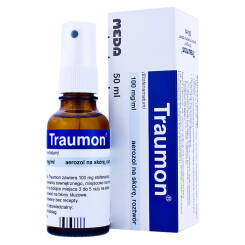 Traumon aerozol 50ml