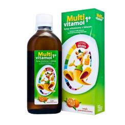 Multivitamol 1+ 250ml