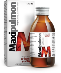 Maxipulmon 3mg/ml 120ml